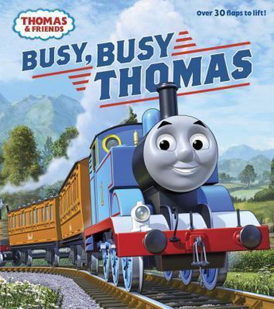 Busy, Busy Thomas (Thomas & Friends)