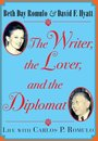 Boek cover The Writer, the Lover and the Diplomat van Beth Day Romulo