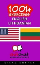 1001+ Exercises English - Lithuanian