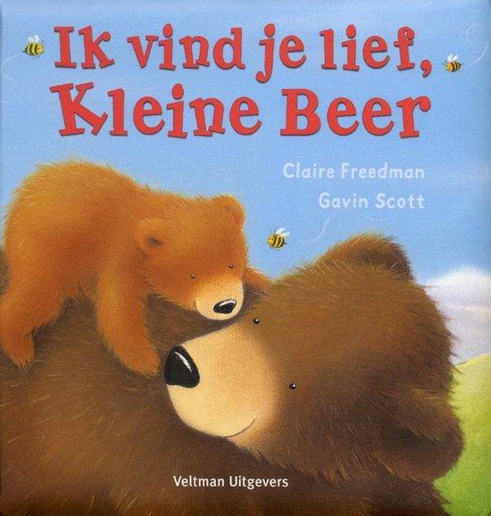Ik vind je lief, Kleine Beer - Claire Freedman |