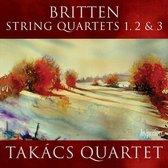 String Quartets Nos. 1,2, & 3