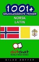 1001+ Grunnleggende Fraser Norsk - Latin