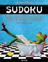 Famous Frog Sudoku 300 Hard Puzzles with Solutions