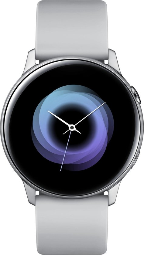 Samsung Galaxy Watch Active - Smartwatch - Zilver