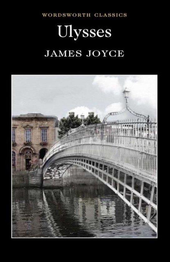 Boek cover Ulysses van Joyce James (Paperback)