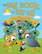 The Big Book of Birds (A Coloring Book)
