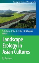 Boek cover Landscape Ecology in Asian Cultures van