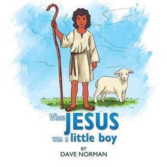 Omslag van When Jesus Was a Little Boy