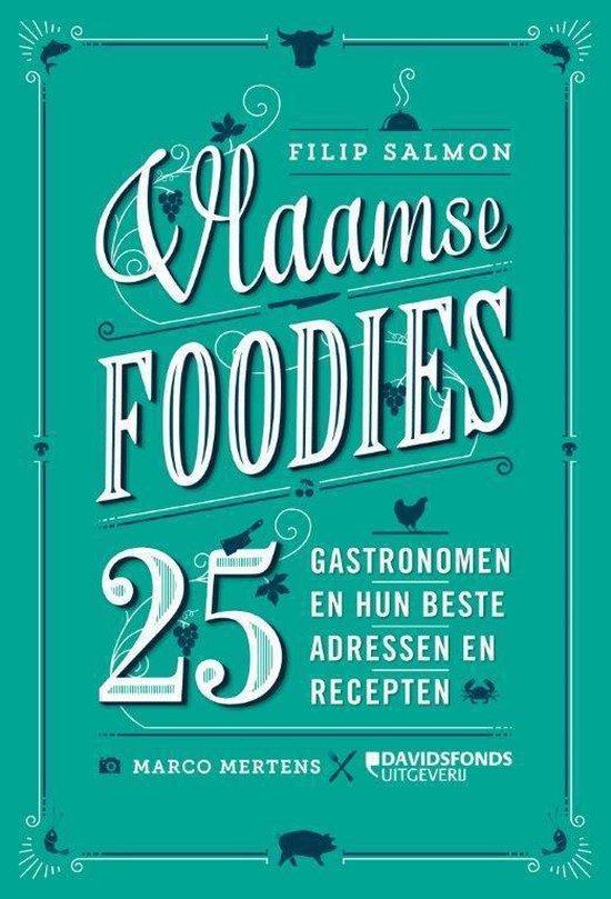 Vlaamse foodies - Filip Salmon |