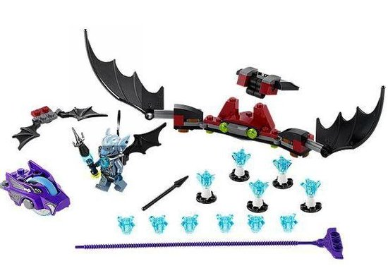 LEGO Chima Vleermuisaanval - 70137