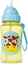 Skip Hop Zoo Drinkbeker - Met Rietje - 350 ml - Giraffe