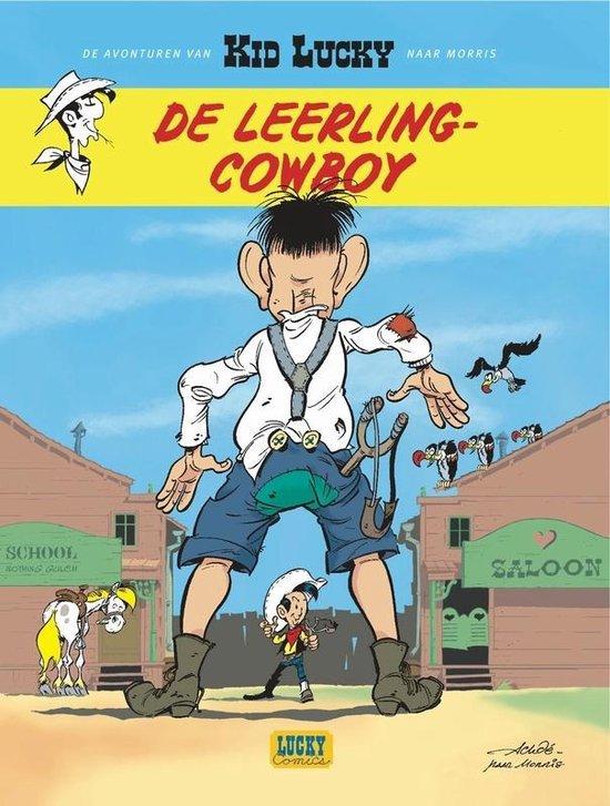 Kid lucky 01. de leerling-cowboy - Achdé |