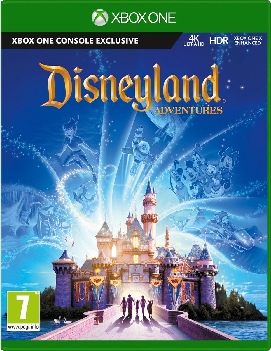 Disneyland Adventures - Xbox One - Microsoft