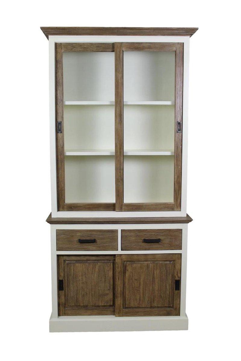 Onwijs bol.com | HSM Collection - Bovenkast Hampshire 2-deurs ST-16