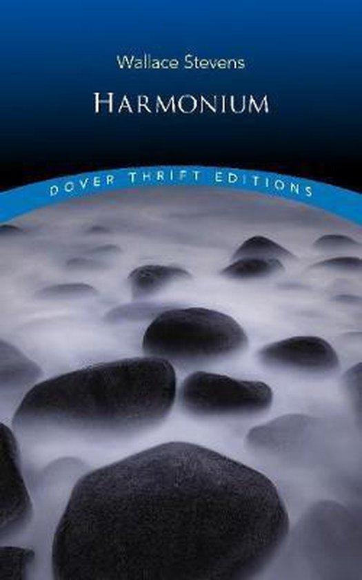 Boek cover Harmonium van Wallace Stevens (Paperback)