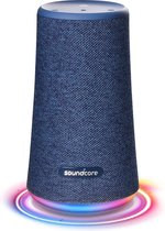 Soundcore Flare+ - Bluetooth speaker - Blauw