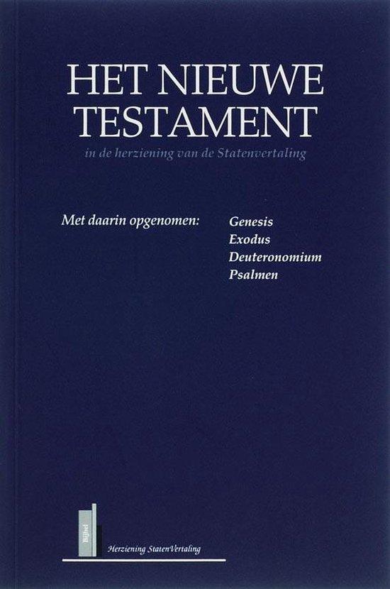 Herziene Statenvertaling Nieuwe testament - Cm 12X18 |