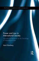Omslag Power and Law in International Society