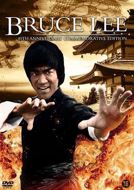 Cover van de film 'Bruce Lee'