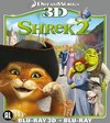 Shrek 2 (3D+2D Blu-ray)