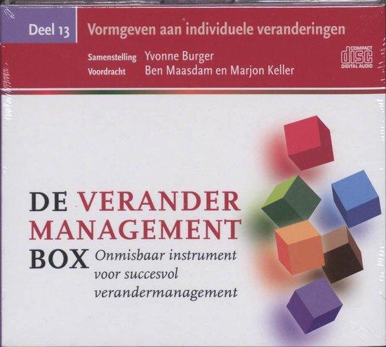 Vormgeven aan individuele veranderingen (luisterboek) - Y. Burger | Fthsonline.com
