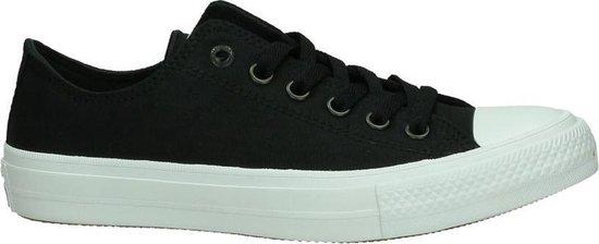 Converse - As Ii Ox - Sneaker laag gekleed - Dames - Maat 36 - Zwart;Zwarte  - Black/White/Navy
