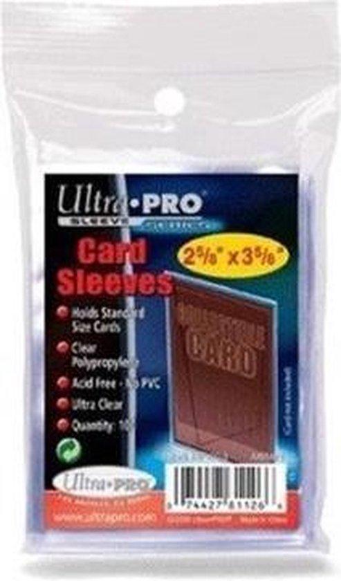 Afbeelding van het spel Ultra Pro 100 Zachte Kaart Deck Protector Sleeves