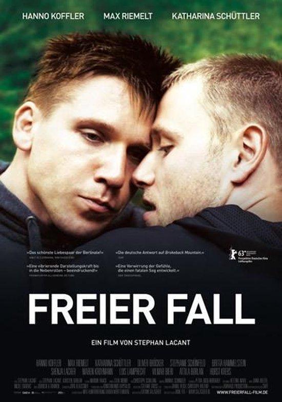 Cover van de film 'Freier Fall'
