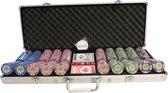 Joker Casino 500 poker set