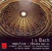 Bach: Magnificat in D; Cantata, BWV 21