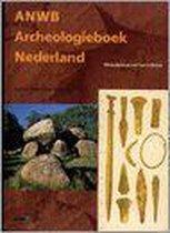 Boek cover Archeologieboek Nederland van E. Ginkel
