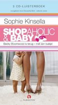 Shopaholic & baby 3 CD'S