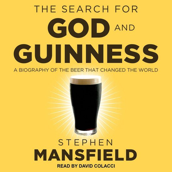 Afbeelding van The Search for God and Guinness