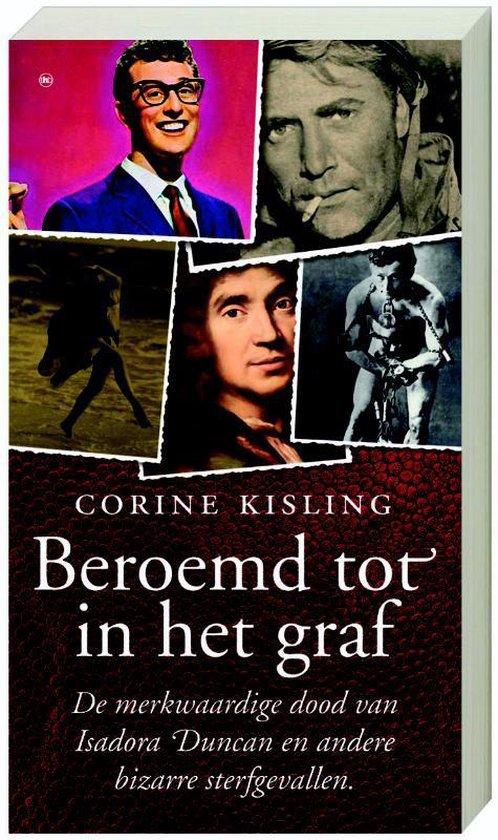 Beroemd tot in het graf - C. Kisling |