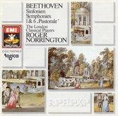 "Beethoven: Symphonies 1 & 6 ""Pastorale"""