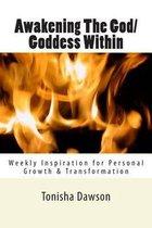 Omslag Awakening the God/Goddess Within