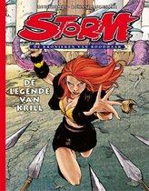 Storm, kronieken van roodhaar hc01. de legende van krill