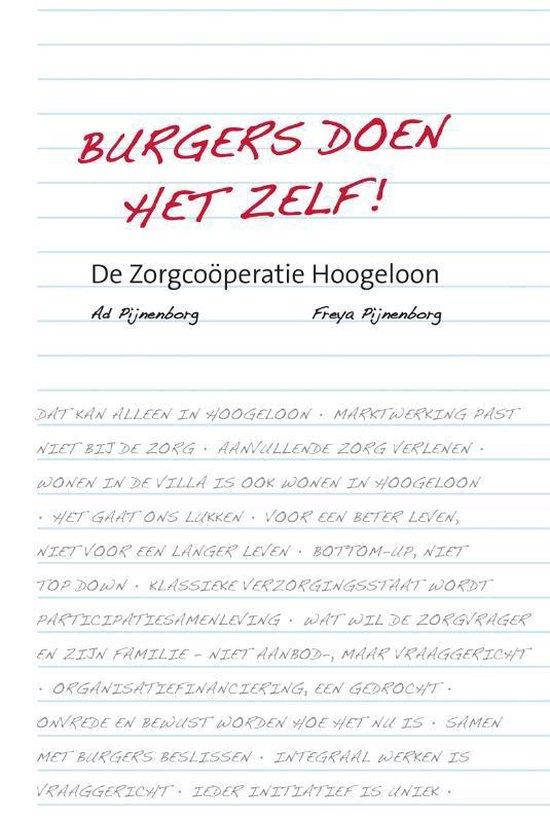 Burgers doen het zelf! - Ad Pijnenborg   Fthsonline.com