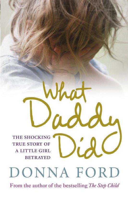 Omslag van What Daddy Did