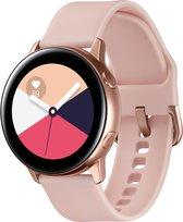 Samsung Galaxy Watch Active - Smartwatch dames - 39 mm - Roségoud