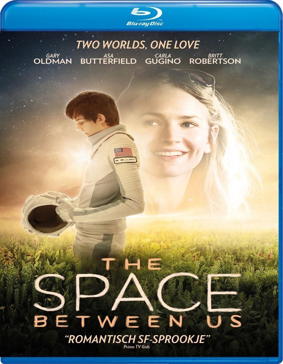 The Space Between Us (Blu-ray) - Movie