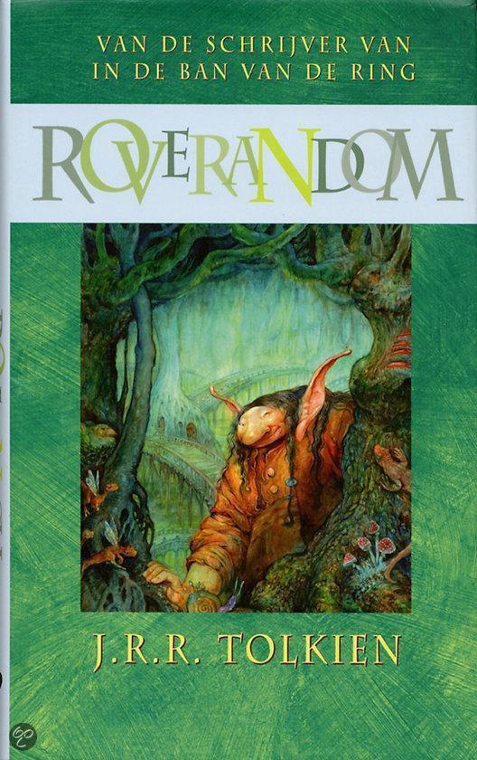 Cover van het boek 'Roverandom'
