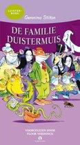 Boek cover De familie Duistermuis - Geronimo Stilton - 1 cd luisterboek van Geronimo Stilton