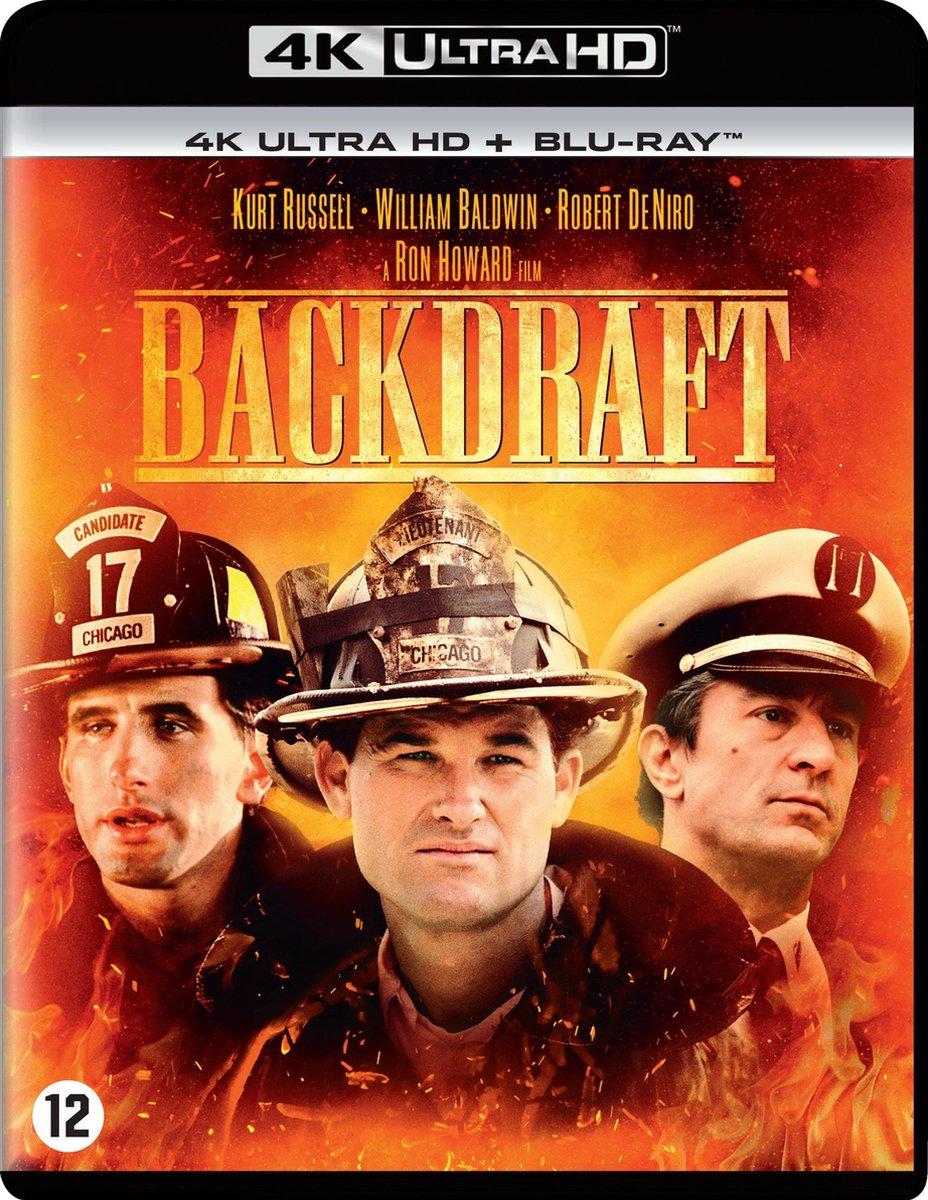 Backdraft (4K Ultra HD Blu-ray)-