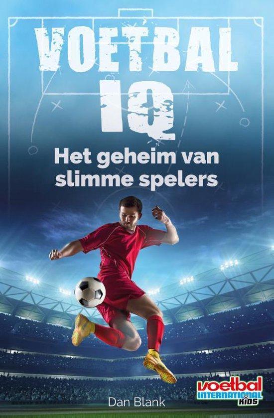 Boek cover Voetbal IQ van Dan Blank (Paperback)
