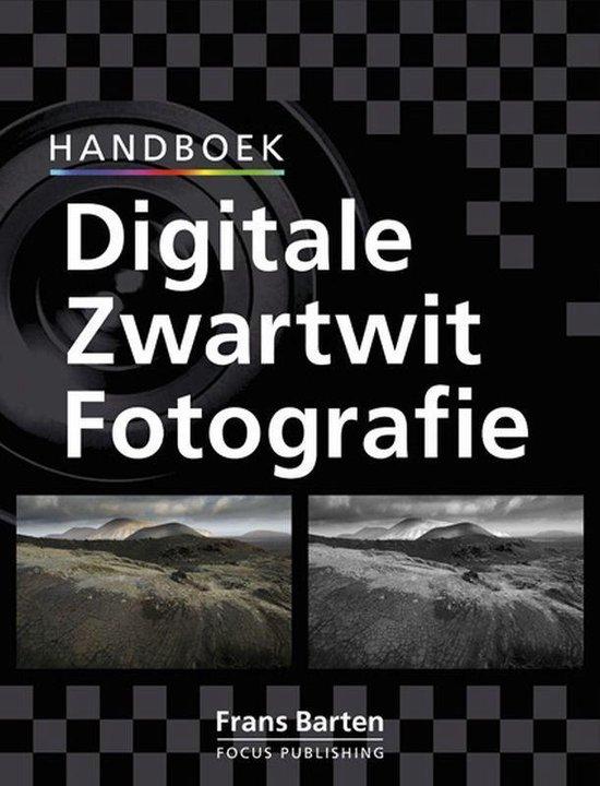 Handboek digitale zwartwit fotografie - P. Sybrandi-Huiser |