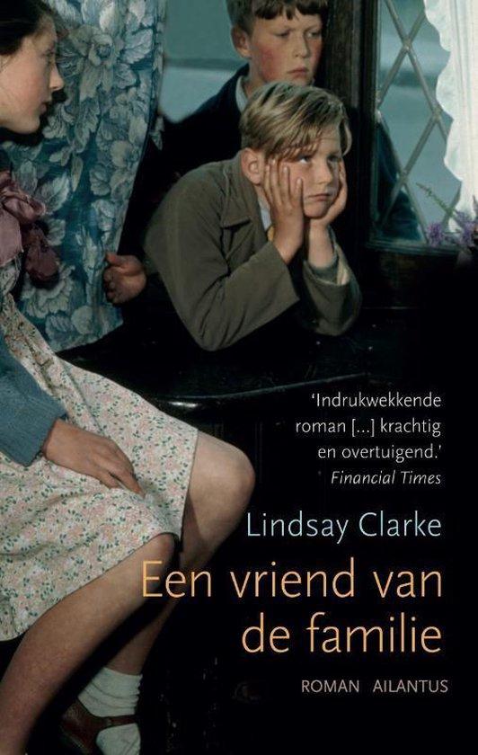 Een vriend van de familie - Lindsay Clarke | Readingchampions.org.uk