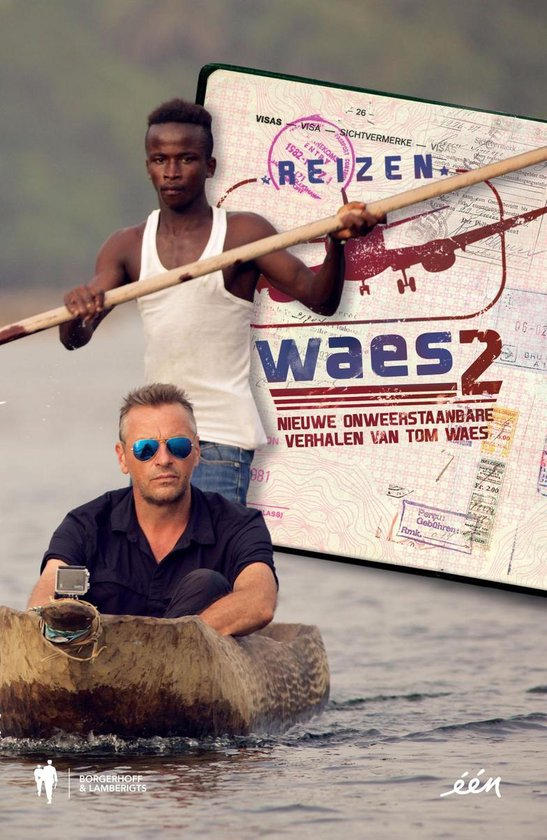 Reizen Waes - Tom Waes |