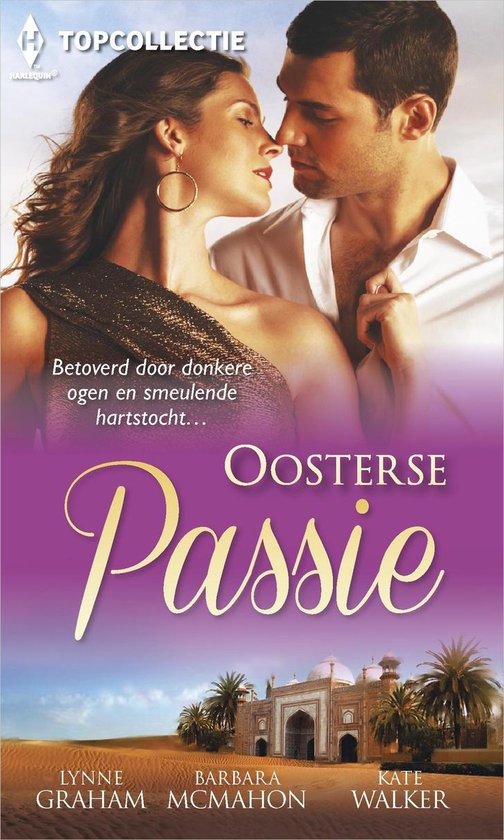 Topcollectie 71 - Oosterse passie (3-in-1) - Lynne Graham pdf epub