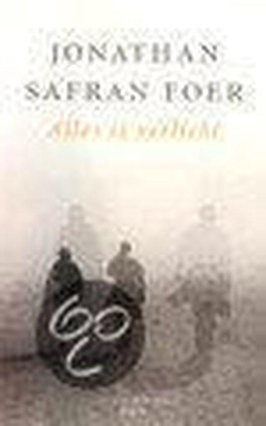 Alles Is Verlicht - Jonathan Safran Foer pdf epub